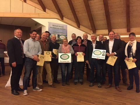 Mitgliederversammlung Dachmarke Rhön 2017
