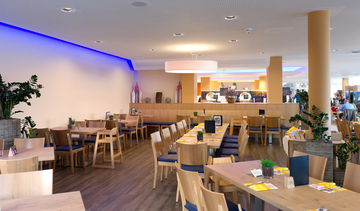 Rhon Park Hotel Gastronomie Rother Kuppe