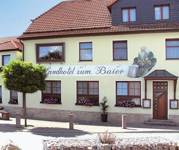 Landhotel Zum Baier Hausansicht