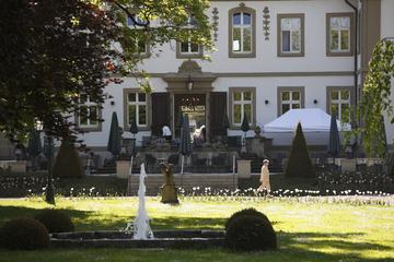 Schloss Neuhaus, Kurpark Bad Neustadt