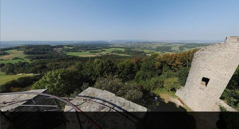 Panoramabild Ebersburg