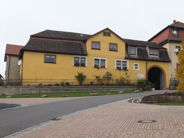 Gelbes Schloss