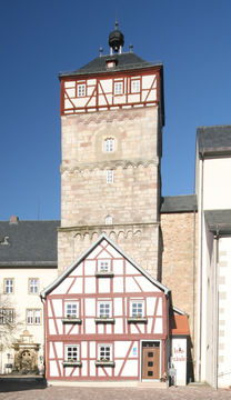 Bischofsheim Rhön Stadtturm