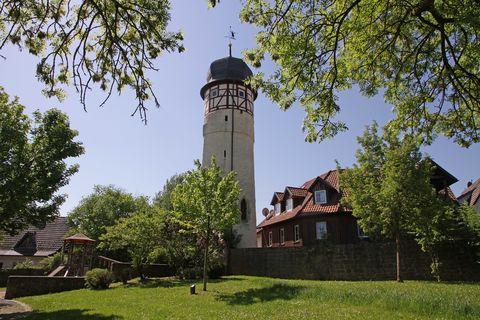 Bürgerturm im Stadtpark