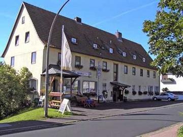 Restaurant Würzburger-Hof Außenansicht