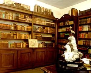 Literaturmuseum Baumbachhaus in Meiningen