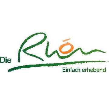 Identitätszeichen Rhön Logo