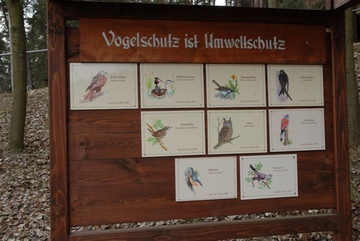 Naturlehrpfad Sängerwiese