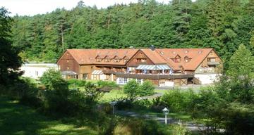 Hotel Krummbachtal Aussenansicht