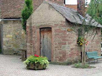 Backhaus in Fuchsstadt