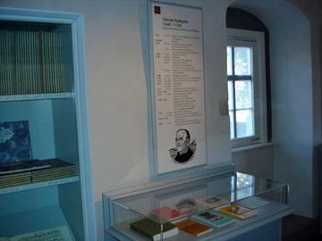 Rathgeberzimmer Tabakpfeifenmuseum
