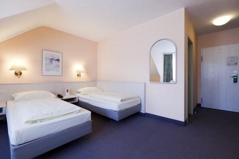 Hotel Lenz Schlafzimmer