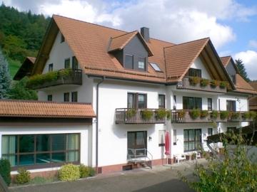 Ferienhaus Landfrieden Hausansicht