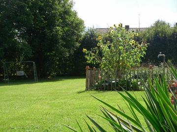 Bündhof Gartenanlage