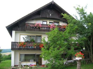 Ferienwohnung Bohn Hausansicht