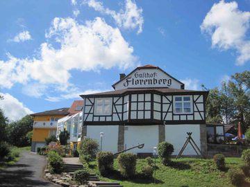 Restaurant Florenberg Außenansicht