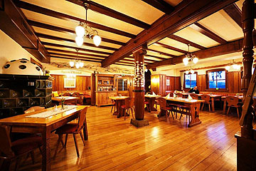 Bild:Lothar-Mai-Haus Restaurant