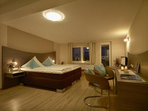 Bild:Peterchen's Mondfahrt Schlafzimmer