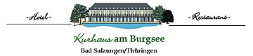 Bild:Kurhaus am Burgsee Logo