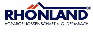 Bild:Rhönland e. G. und Rhönlandscheune Logo