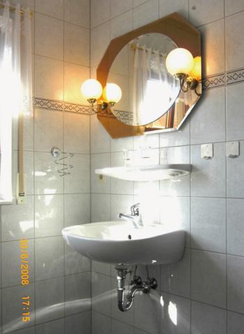 Bild:Flechsenberger Hof Badezimmer