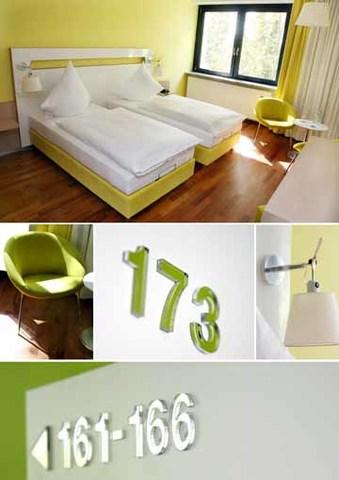 Zimmer im Hotel Ullrich