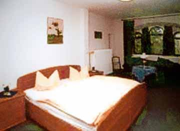 Bild:Jagdschloss Holzberg Schlafzimmer