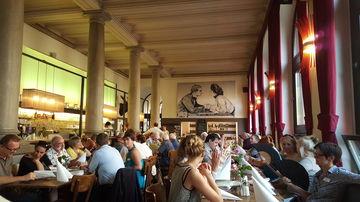 Journalisten bei Restauranthopping in Fulda(0)