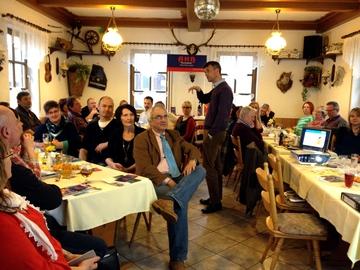Gastgeberstammtisch Rhönforum 1