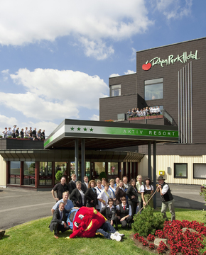 Rhön Park Hotel Team