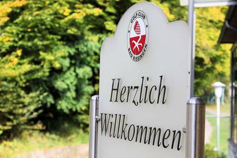 Bild:Golfclub Bad Kissingen
