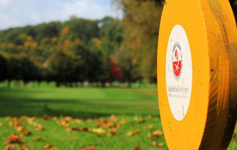 Bild:Golfclub Bad Kissingen Schild
