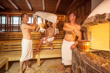 Dorint Sauna