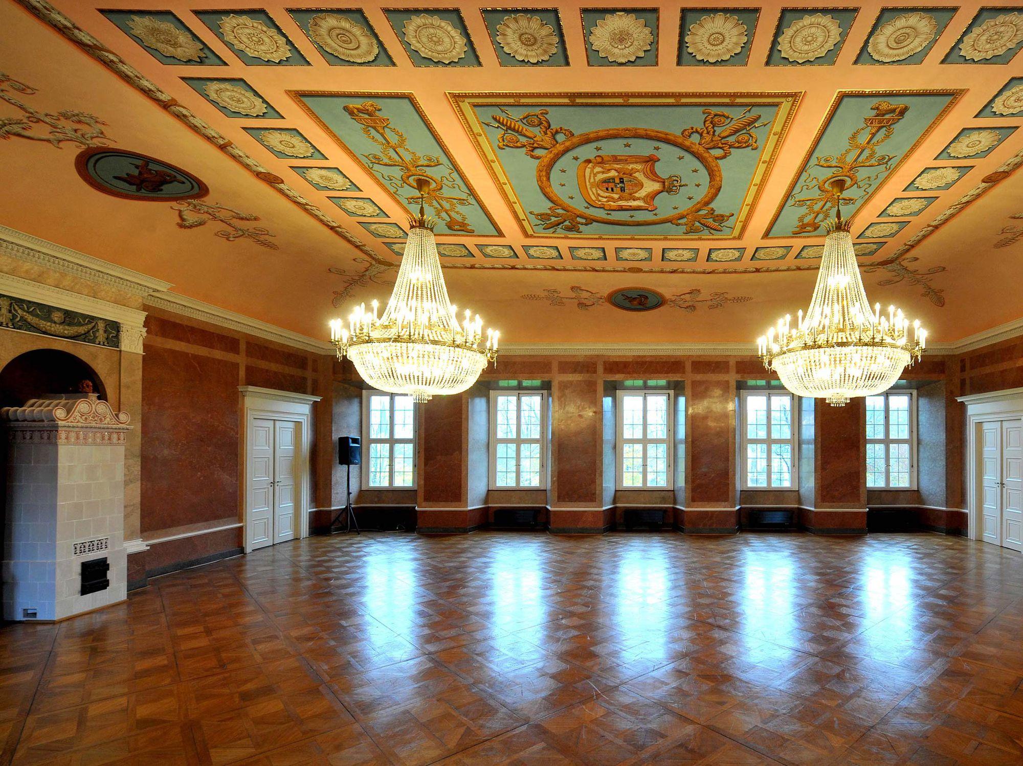 Marmorsaal Stadtschloss Fulda