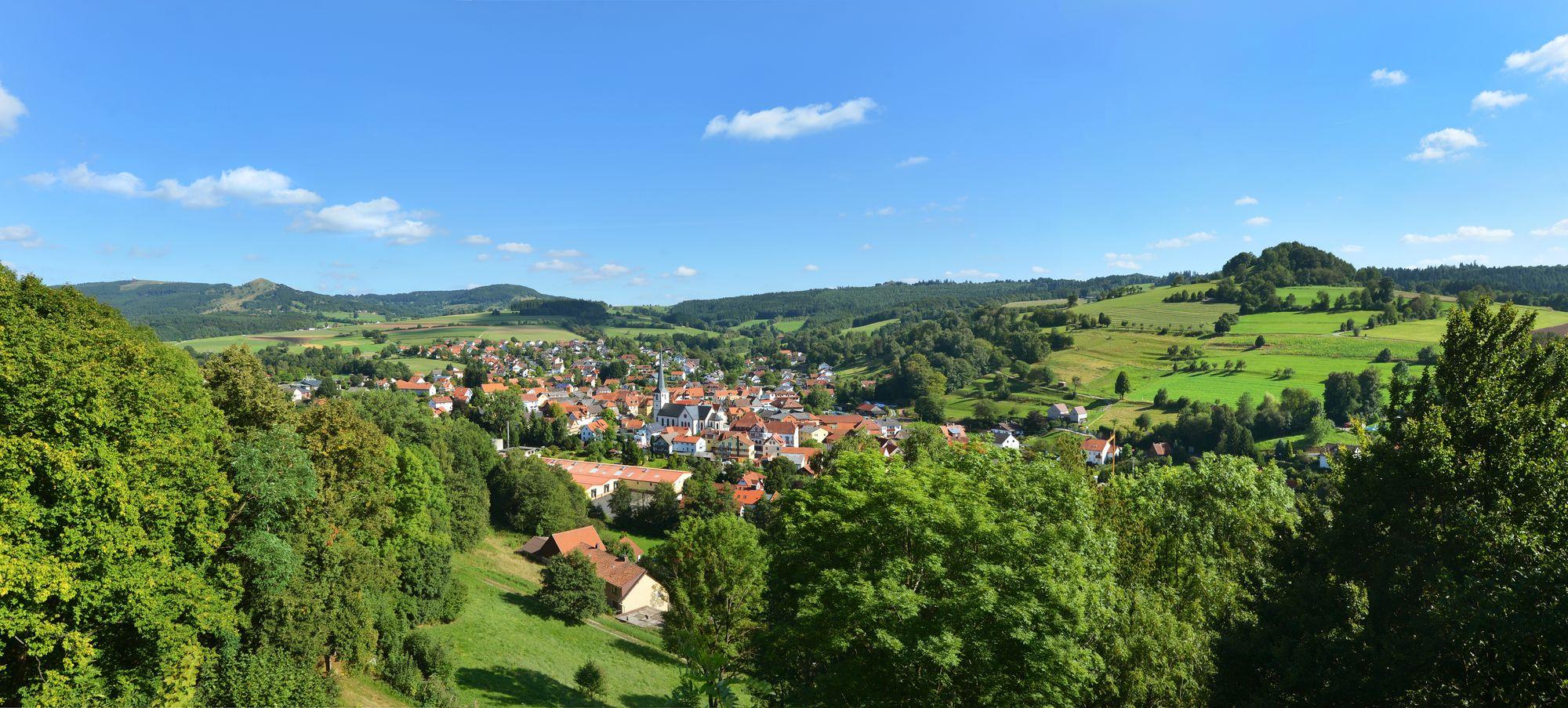 Poppenhausen Weitblick