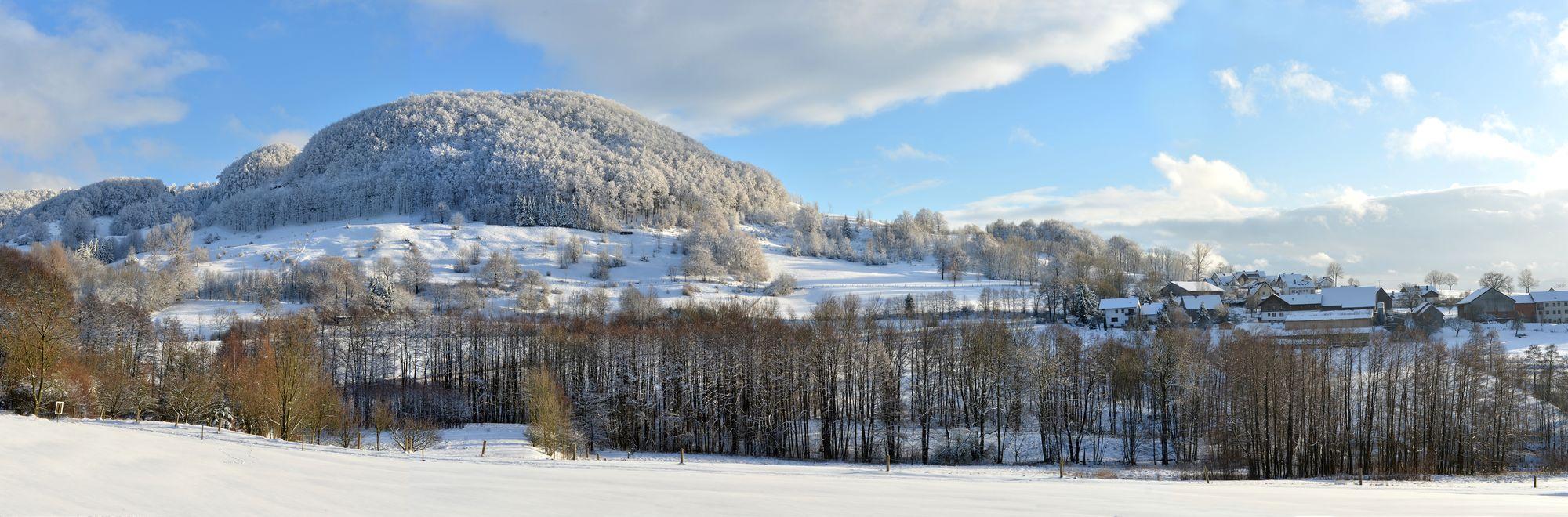 Eube im Winter