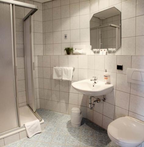 Landgasthof zum Stern Badezimmer