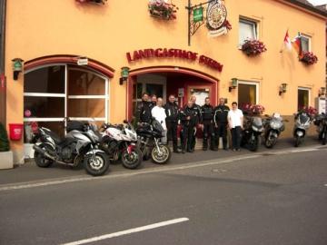 Landgasthof zum Stern Motorrad