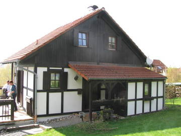 Ferienhaus Margot Garten