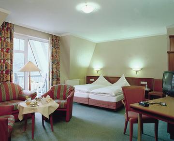Apart Hotel Hohenzollern Zimmer
