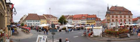 Bad Königshofen Kunsthandwerkermarkt
