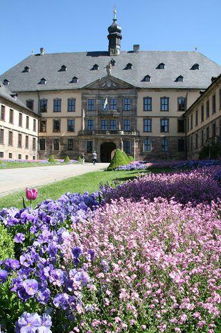 Ehrenhof Stadtschloss Fulda