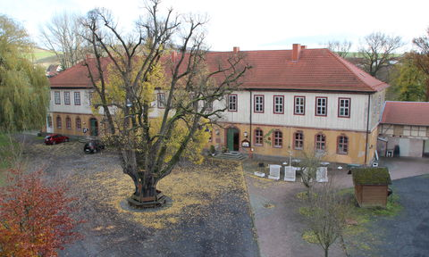 Kaltennrodheim Schloss