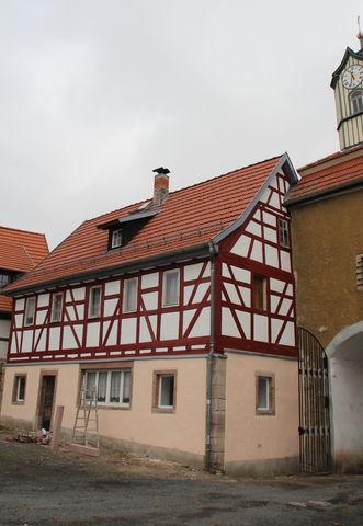 Torhaus des Museums am Schloss Kaltennordheim