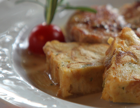 Kulinarik Serviettenknödel