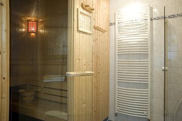 Bild:Gasthof Zum Rosenbachschen Löwen Hilders Sauna