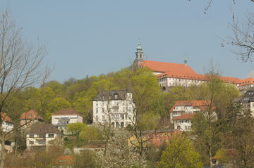 Kloster Frauenberg Frühling