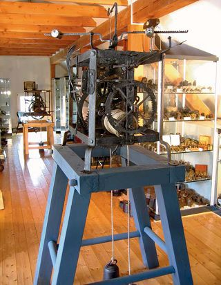 Uhr Pfundsmuseum