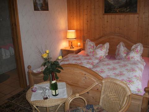 Bild:Thueringer Rhoenhaus Gästezimmer
