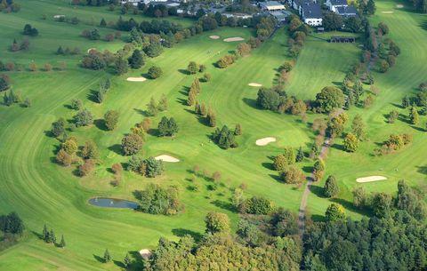 Bild:Golfplatz Hofbieber